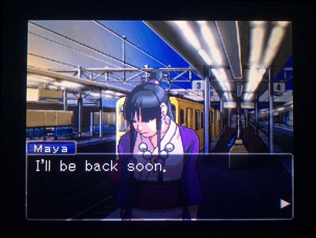 逆転裁判 北米版 Goodbye46