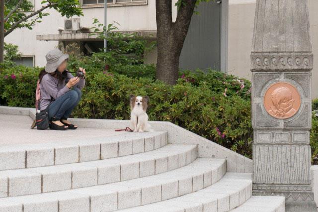 LEVINくんの朝散歩に突撃!-015