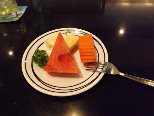FUJIレストラン ランチ デザート