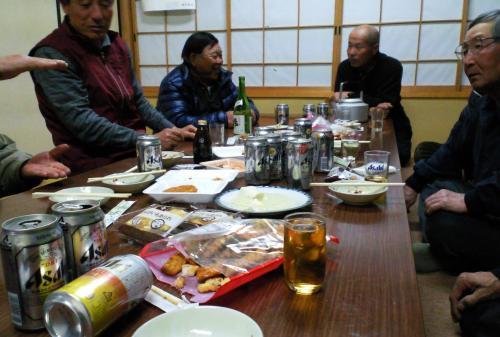 実行委員会懇親会(28.4.11)