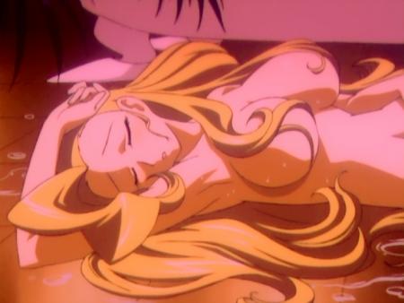 勇者王ガオガイガーFINAL スワン・ホワイトの全裸ヌード23