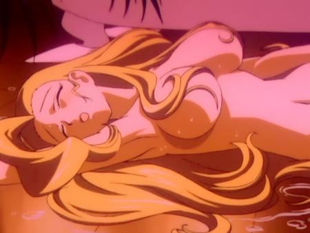 勇者王ガオガイガーFINAL スワン・ホワイトの全裸ヌード24