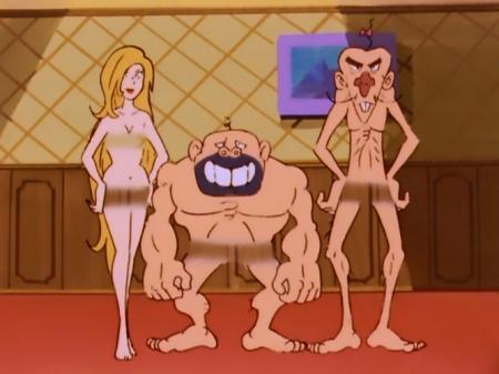 タイムボカン マージョの全裸ヌード42