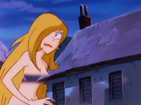タイムボカン マージョの全裸ヌード44