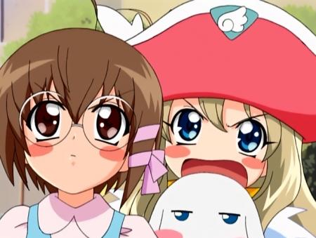円盤皇女ワるきゅーレ十二月の夜想曲 幼女化した時野リカとライネ皇女N37