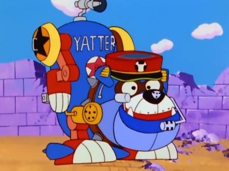ヤッターマンのヤッターブルN21