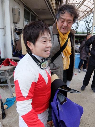 トシヤ騎手