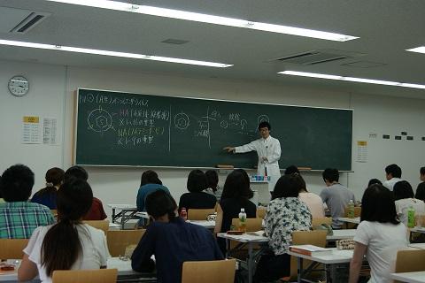 夏期講習小倉先生