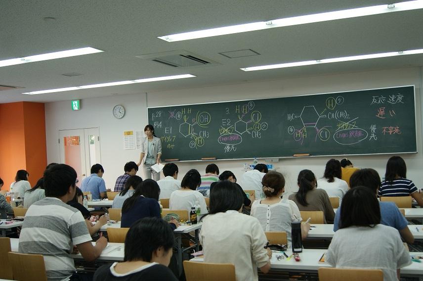 夏期講習会最終日
