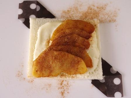 アップルシナモンのクリームチーズサンドシナイッチ03