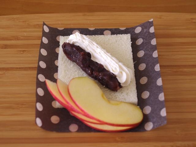 フラワーサンドシナイッチでブーケ風サンドしないサンドイッチ簡単時短05