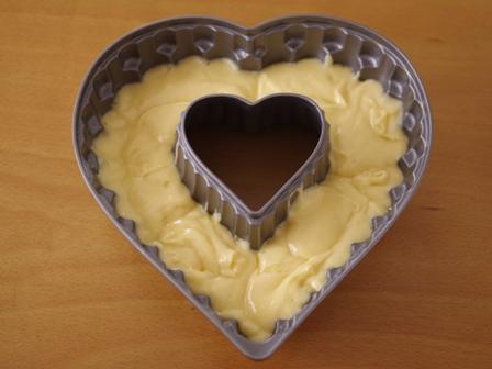 ホットケーキミックスで作る焼きヨーグルトケーキ02