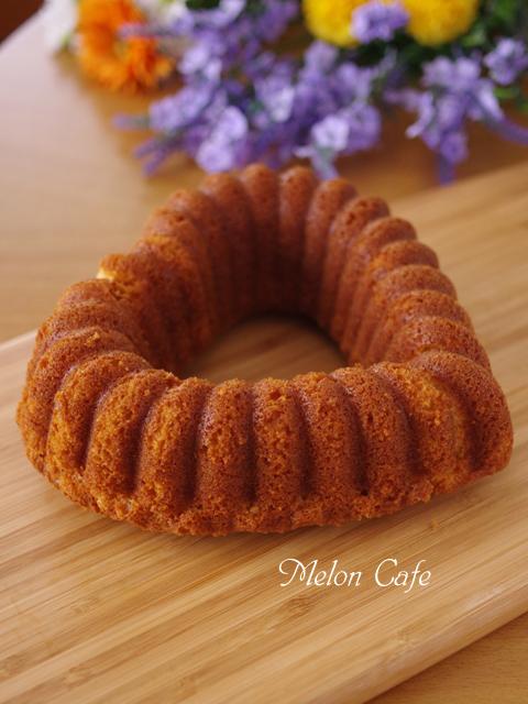 ホットケーキミックスで作る焼きヨーグルトケーキ