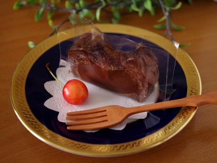 粉なし濃厚半生ガトーショコラ04