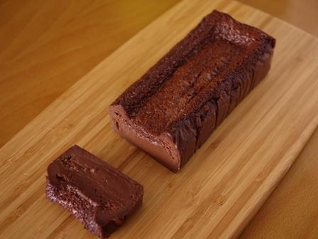粉なし濃厚半生ガトーショコラ01