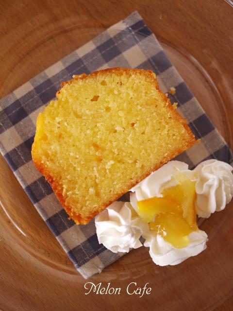 簡単パウンド生地でしっとりオレンジケーキ05