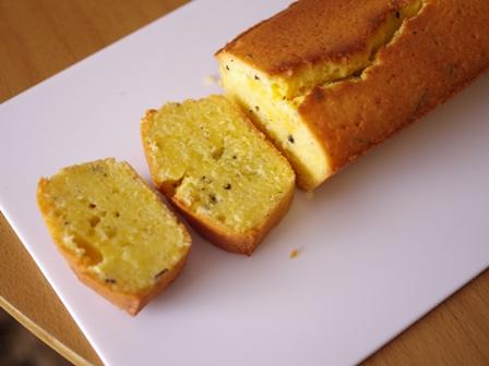 簡単さわやかオレンジティーケーキ08