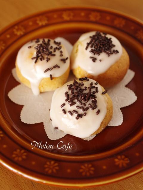 ホットケーキミックスで作るミニ菓子パン