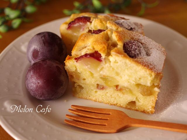 簡単しっとり本格味ニューピオーネのパウンドケーキ