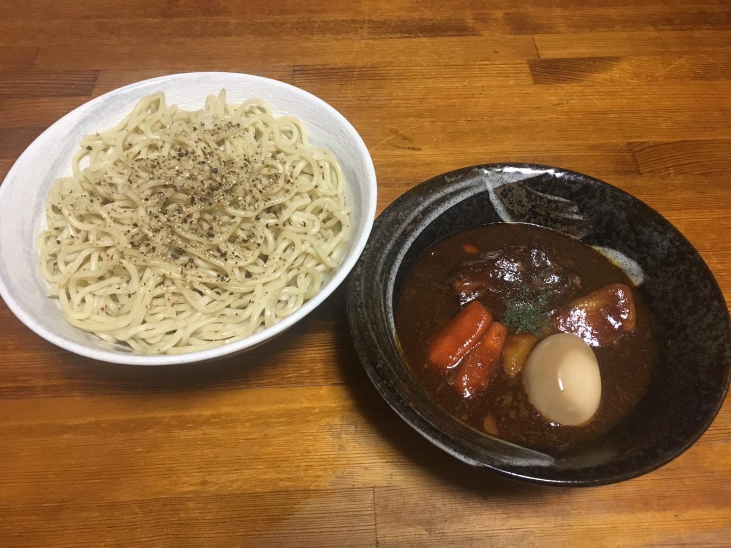 デンドロビウムつけ麺