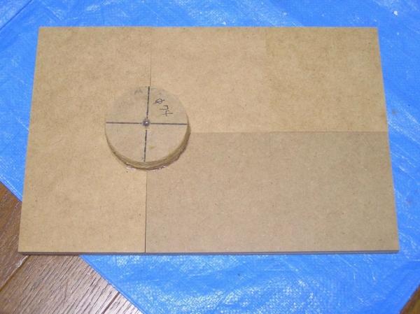 右側板(板番号3番)