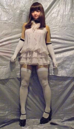 白ワンピ7
