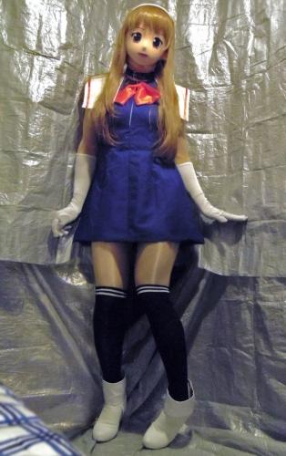青ドレスア10