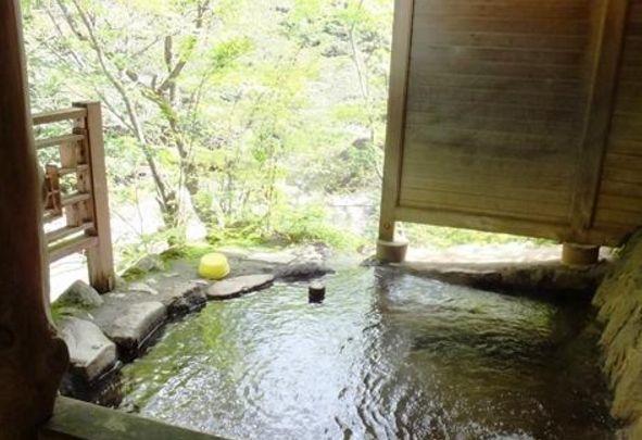 北温泉河原の湯(女性用)4