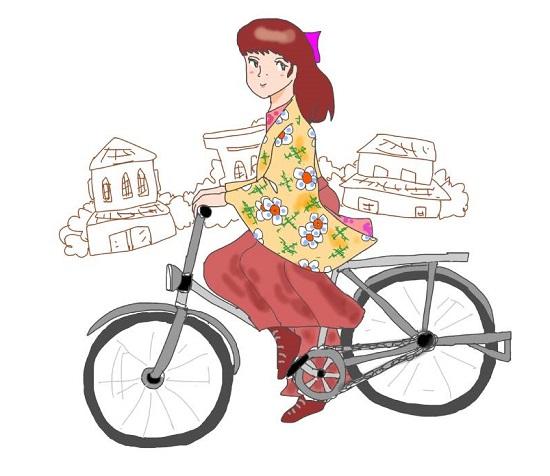 okokkeitarouさんの描いた10代のbaba