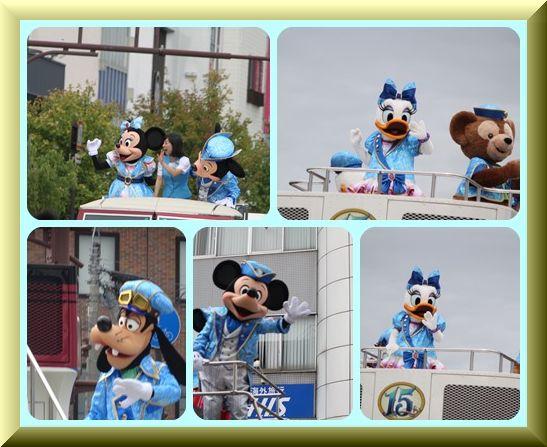 ミッキーマウスパレード