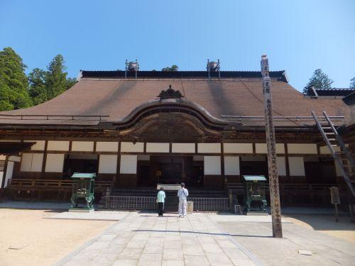 金剛峯寺ー主殿1
