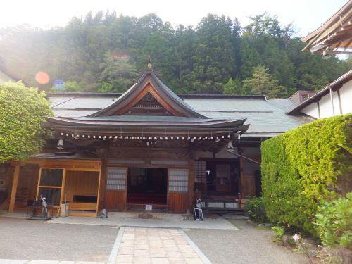 赤松院ー2玄関