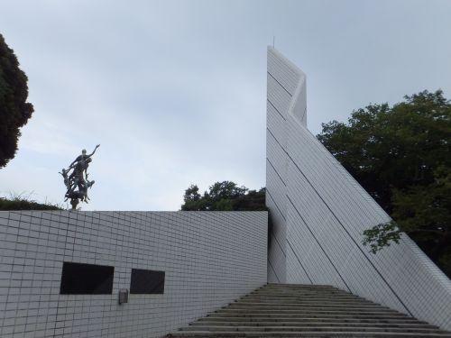 戦没船員の碑1