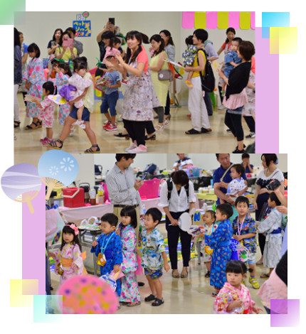 2016年 夏祭り 盆踊り