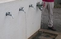 井戸の蛇口
