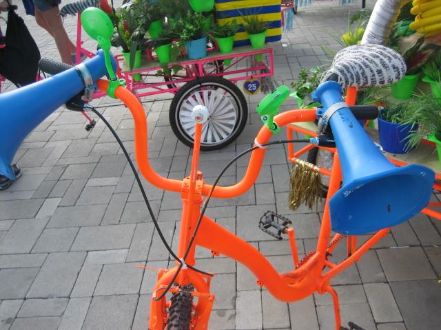 自転車のつくり