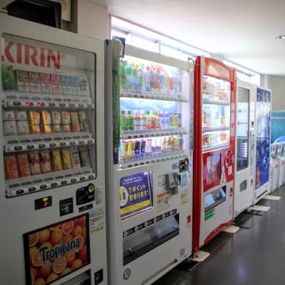 ミナミの自販機