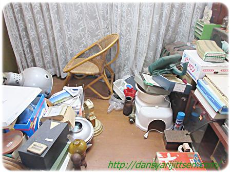 置汚部屋になってしまった今は亡き祖父母の部屋の断捨離16回目・廊下篇