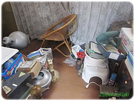 今は亡き祖父母の部屋の断捨離