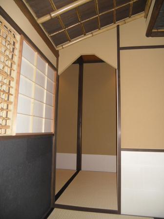 14 茶道口(さどうぐち)