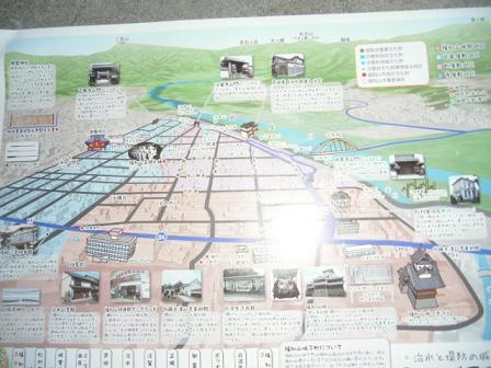1 観光マップ