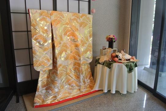 4 結婚式場だけにこういうコーナーもあります