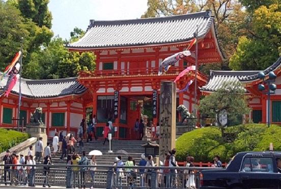 八坂神社 ①