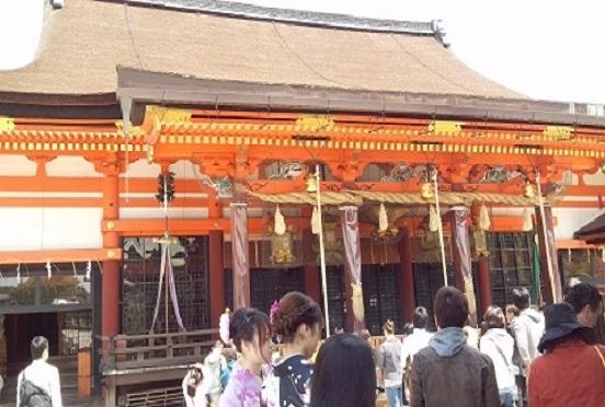 八坂神社 ②