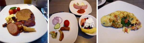 ハイアット・リージェンシー・シカゴ 朝食4