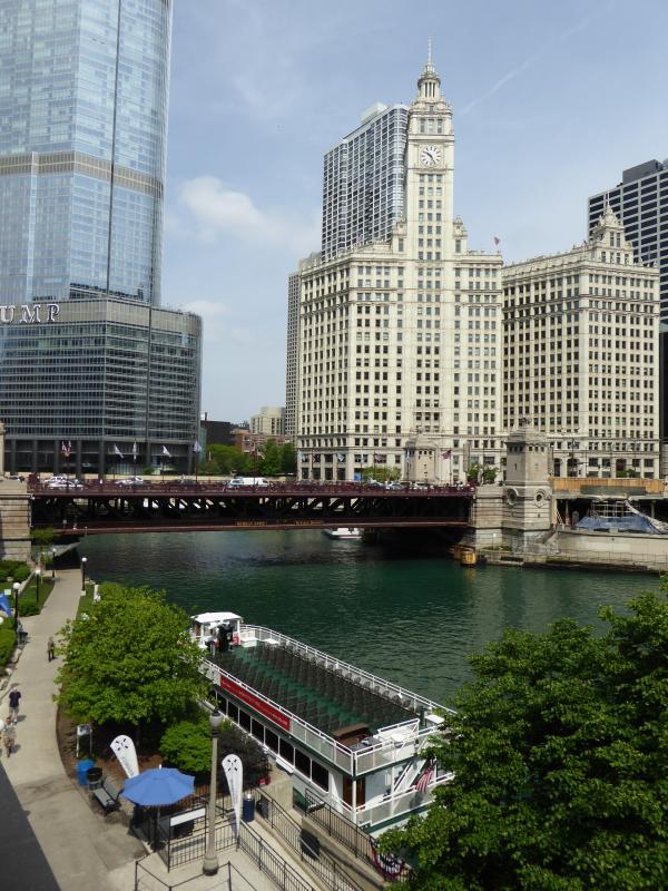 シカゴ街並み2