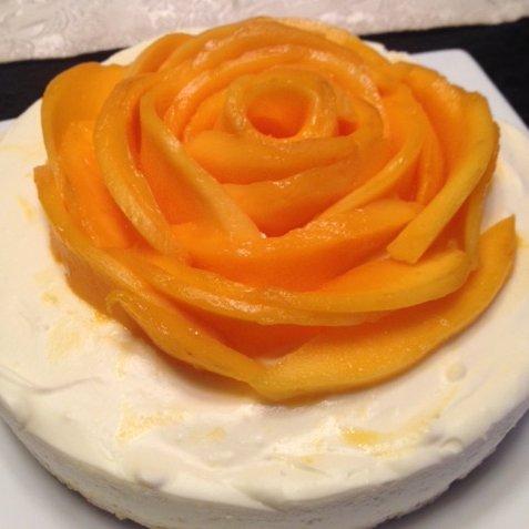母の日恵ケーキ