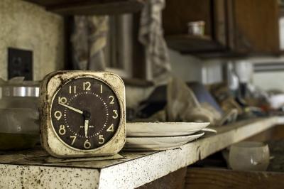 時間の歪み