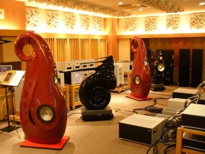 ダイナミックオーディオ 7階 GIYA Nautilus