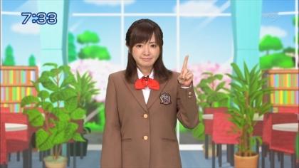 160418合格モーニング 紺野あさ美 (2)
